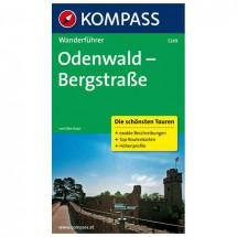 Kompass - Odenwald - Bergstraße - Guides de randonnée