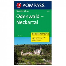 Kompass - Odenwald - Neckartal - Vaellusoppaat