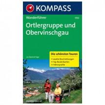 Kompass - Ortlergruppe und Obervinschgau