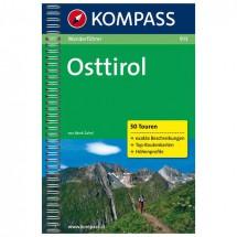 Kompass - Osttirol - Wanderführer