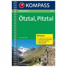 Kompass - Ötztal /Pitztal - Vaellusoppaat
