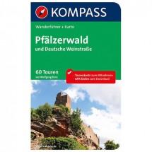 Kompass - Pfälzerwald und Deutsche Weinstraße - Wanderführer