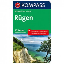 Kompass - Rügen - Walking guide books