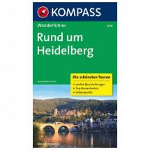 Kompass - Rund um Heidelberg - Guides de randonnée