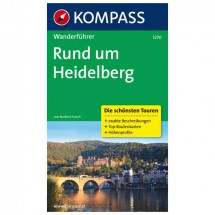 Kompass - Rund um Heidelberg - Wanderführer