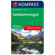 Kompass - Salzkammergut - Wanderführer 5627