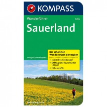 Kompass - Sauerland - Wanderführer