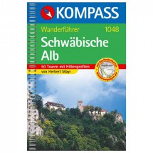 Kompass - Schwäbische Alb - Guides de randonnée