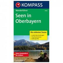 Kompass - Seen in Oberbayern - Guides de randonnée