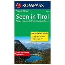 Kompass - Seen in Tirol - Wanderführer