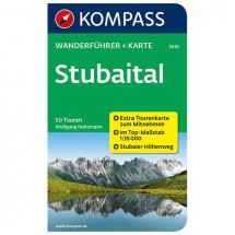 Kompass - Stubaital - Wandelgidsen