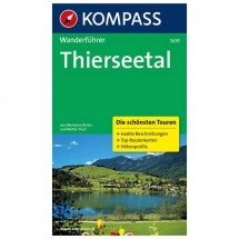 Kompass - Thierseetal - Guides de randonnée
