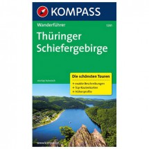 Kompass - Thüringer Schiefergebirge - Guides de randonnée