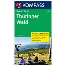Kompass - Thüringer Wald - Guides de randonnée