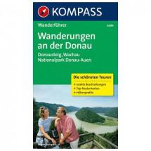Kompass - Wanderungen an der Donau - Vaellusoppaat