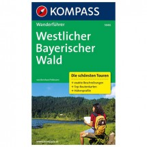 Kompass - Westlicher Bayerischer Wald - Wanderführer
