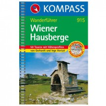 Kompass - Wiener Hausberge - Guides de randonnée