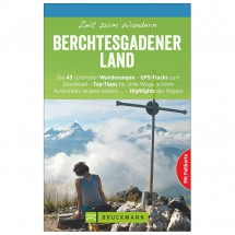 Bruckmann - Zeit zum Wandern Berchtesgadener - Wandelgidsen
