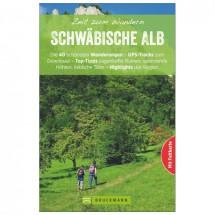 Bruckmann - Zeit zum Wandern Schwäbische Alb - Hiking guides