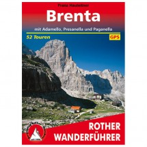 Bergverlag Rother - Brenta - Wanderführer