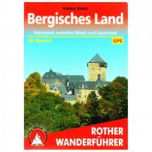 Bergverlag Rother - Bergisches Land - Wanderführer