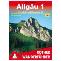 Bergverlag Rother - Allgäu 1 - Wanderführer