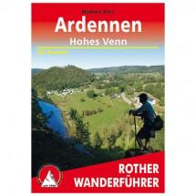 Bergverlag Rother - Ardennen – Hohes Venn - Wanderführer