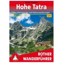 Bergverlag Rother - Tatra - Wanderführer