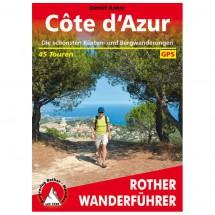 Bergverlag Rother - Cote d'Azur - Wanderführer