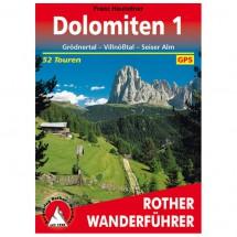 Bergverlag Rother - Dolomiten 1 - Wanderführer