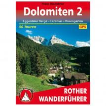 Bergverlag Rother - Dolomiten 2 - Wanderführer