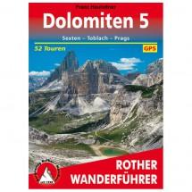 Bergverlag Rother - Dolomiten 5 - Wanderführer