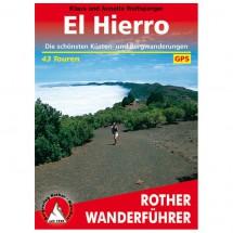 Bergverlag Rother - El Hierro - Wanderführer