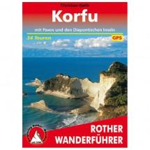 Bergverlag Rother - Korfu - Wanderführer