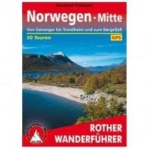 Bergverlag Rother - Norwegen Mitte - Wanderführer