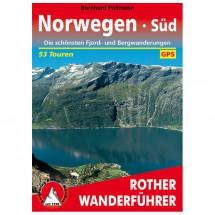 Bergverlag Rother - Norwegen Süd - Wanderführer