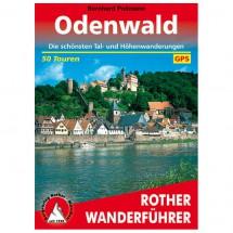 Bergverlag Rother - Odenwald - Wanderführer