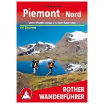 Bergverlag Rother - Piemont Nord - Wanderführer