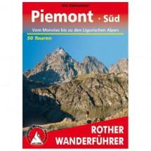 Bergverlag Rother - Piemont Süd - Wanderführer