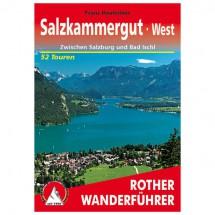 Bergverlag Rother - Salzkammergut West - Wanderführer
