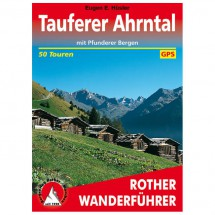 Bergverlag Rother - Tauferer Ahrntal - Wanderführer