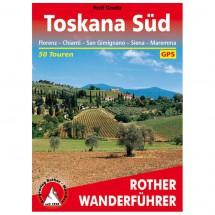 Bergverlag Rother - Toskana Süd - Wanderführer