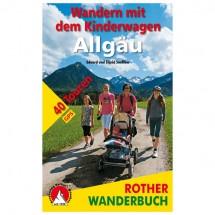 Bergverlag Rother - Wandern mit dem Kinderwagen Allgäu - Walking guide book
