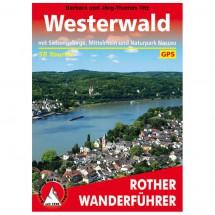 Bergverlag Rother - Westerwald - Wanderführer