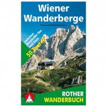 Bergverlag Rother - Wiener Wanderberge - Wanderführer