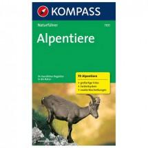 Kompass - Alpentiere - Luontokirjat