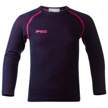 Bergans - Akeleie Kids Shirt - Merinovilla-alusvaatteet