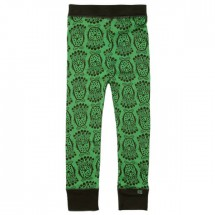 Ej Sikke Lej - Kid's Owl Wool Leggings - Leggings