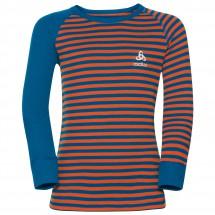 Odlo - Kid's Shirt L/S Crew Neck Warm - Manches longues