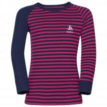 Odlo - Kid's Shirt L/S Crew Neck Warm - Longsleeve